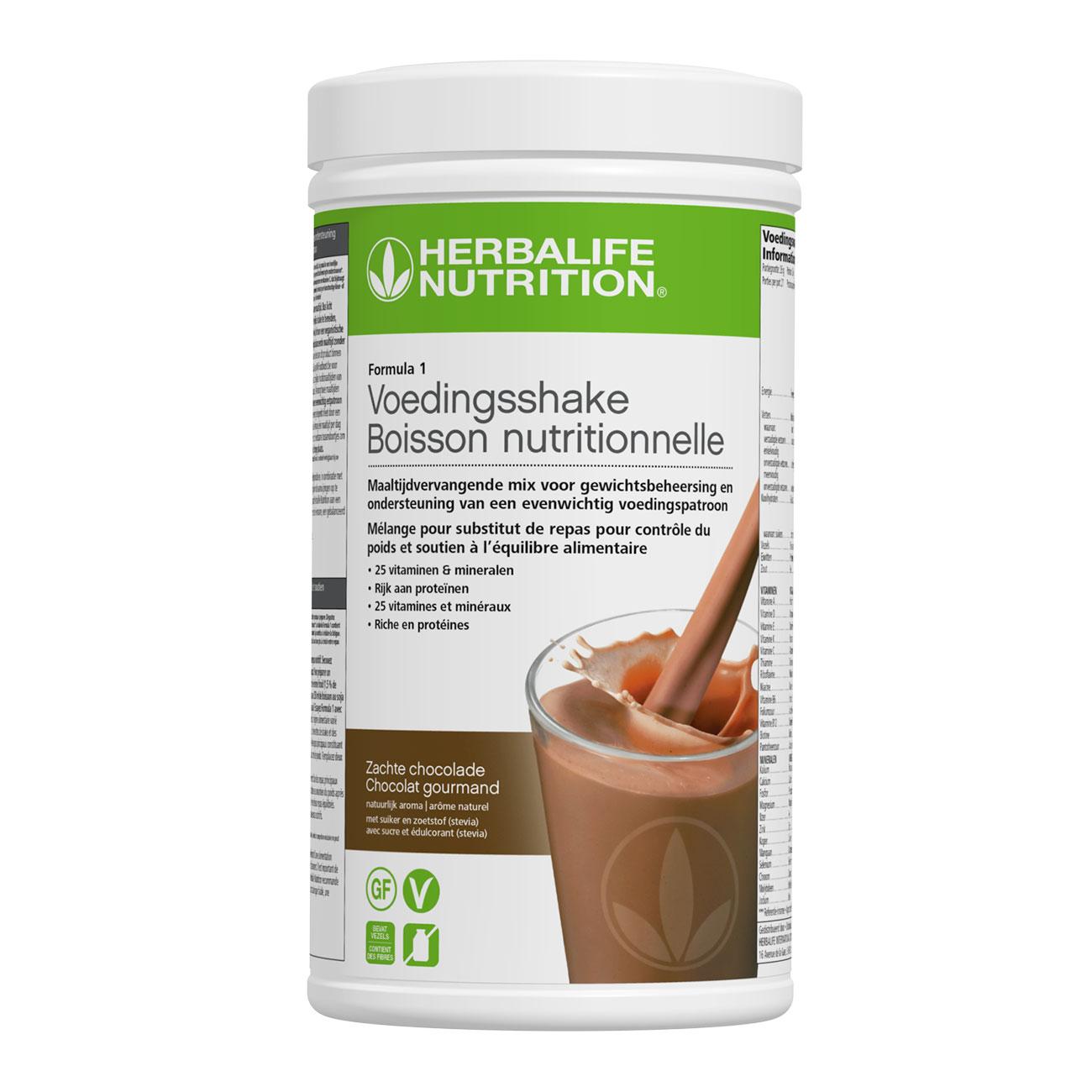 Formula 1 Substitut de repas Chocolat gourmand 550g